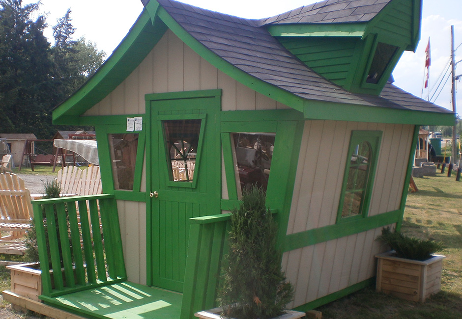 14. Crooked Playhouse - $7,500