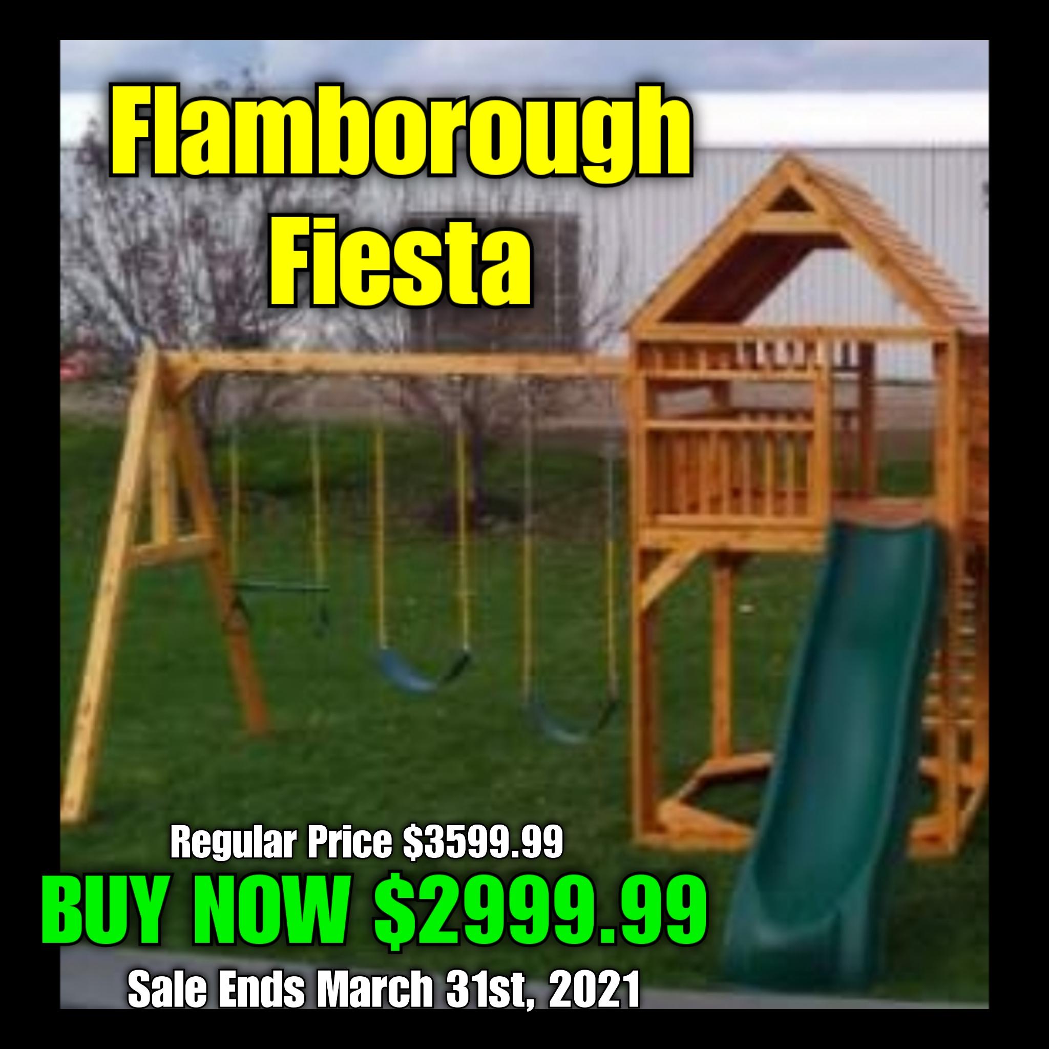 Flamborough Fiesta Sale Pic