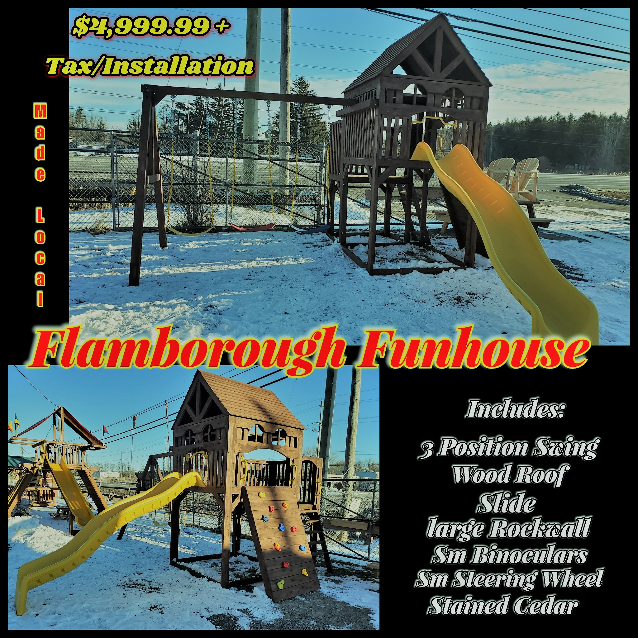 Flamborough Funhouse