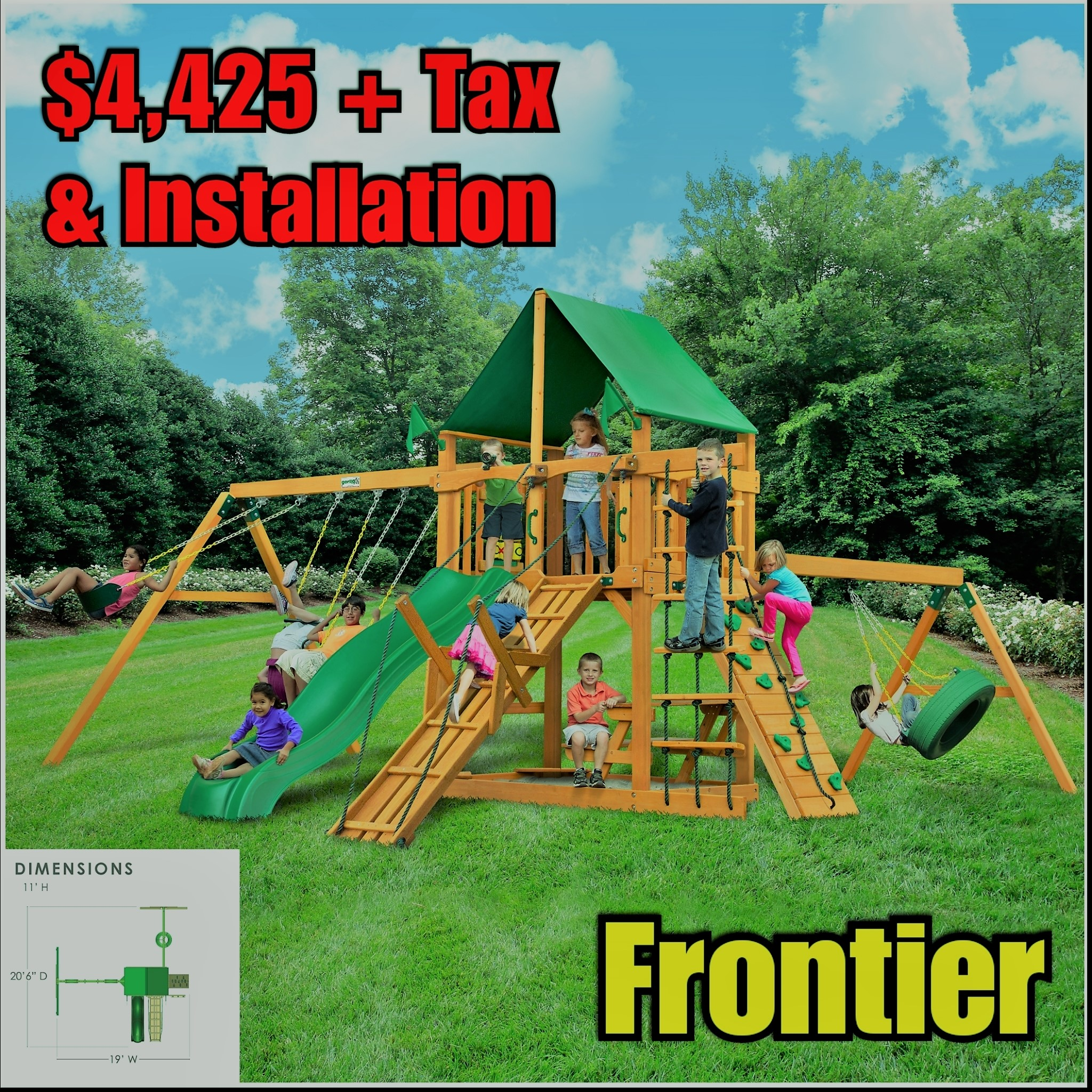 Frontier Sale Pic