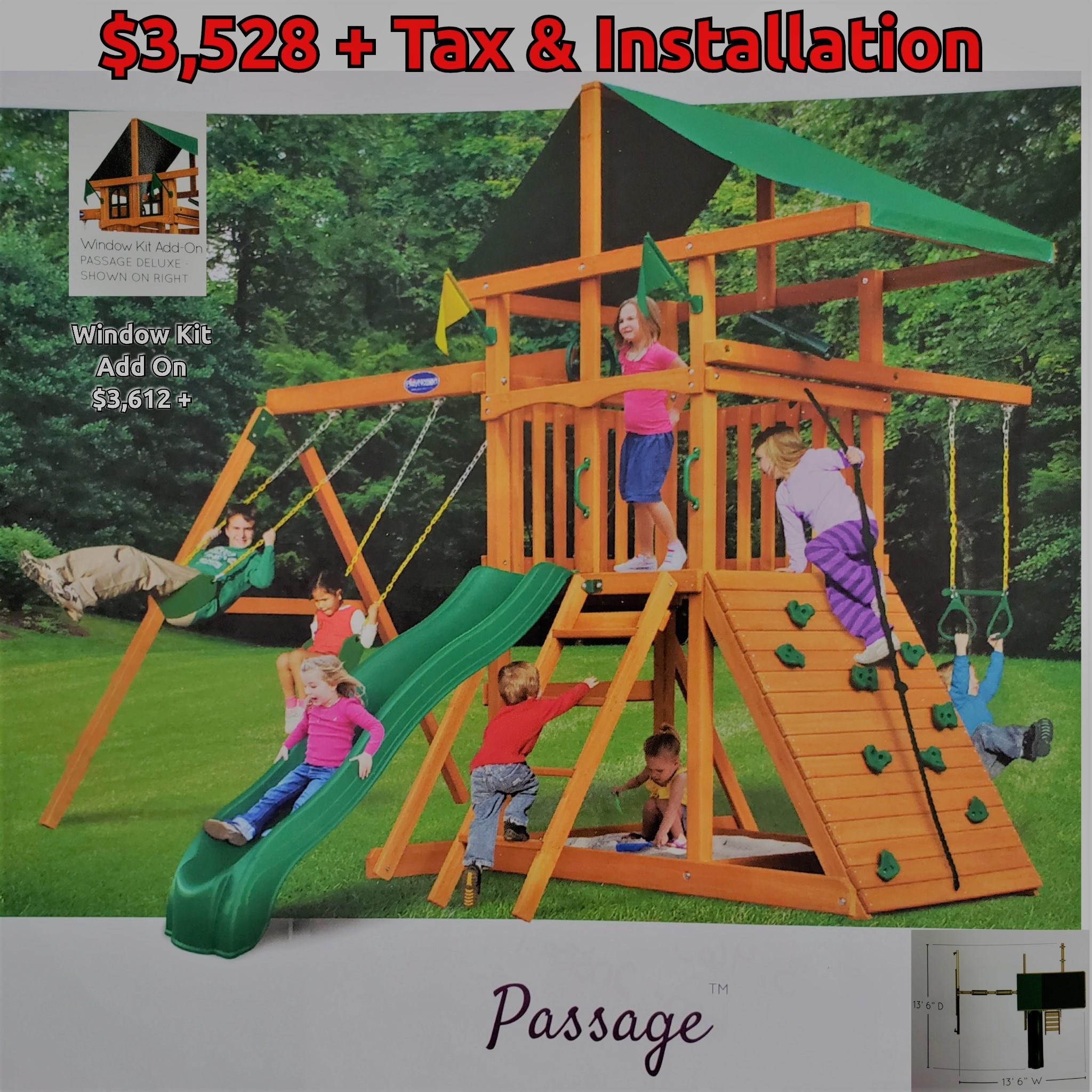 Passage 1 2021 - $3,528