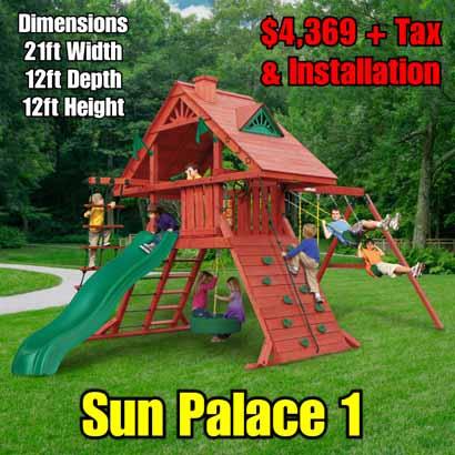 OLD Dane's Den NEW Sun Palace 1 NEW