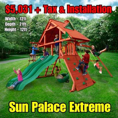 OLD Dane's Dueller NEW Sun Palace Extreme NEW