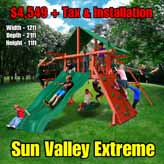 OLD Russet Racer NEW Sun Valley Extreme NEW